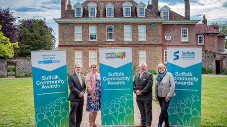 The Suffolk Community Awards are being launched to recognise all the good work done by individuals a