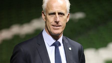 Mick McCarthy is now the Republic of Ireland boss - but is apparently still bitter about how his tim