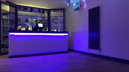 Rubix a new retro bar and club on Crouch Street, Colchester opens on May 24. Picture: Neil Didsbury