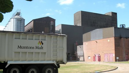 Muntons is investing millions of pounds in plant to cope with increased demand Picture: MUNTONS