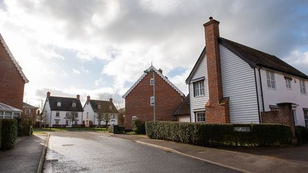 Suffolk County Council announced plans to sell land to help build homes. Picture: SARAH LUCY BROWN