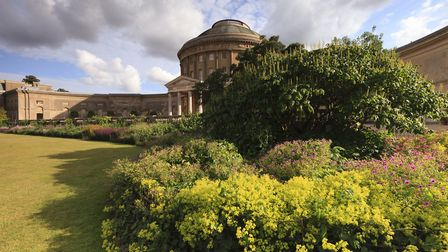 The Rotunda at Ickworth House, Suffolk Picture JUSTIN MINNS