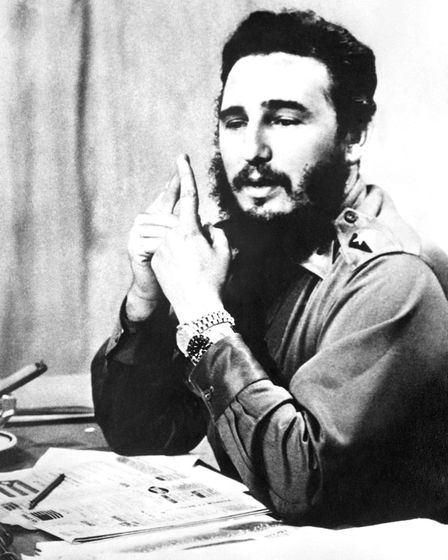 How about a Castro? Picture: PA