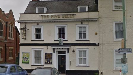 The Five Bells was bought by the Newmarket Islamic Cultural Centre in October 2018 Picture: GOOGLE M