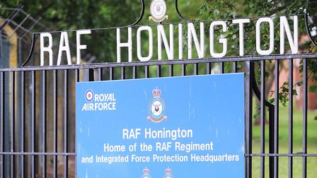 The welfare of recruits at RAF Honington has been graded as requiring improvement by Ofsted Picture: