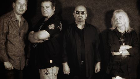Classic rockers Magnum are performing at The Apex in Bury St Edmunds on June 11 2019 Photo: Magnum
