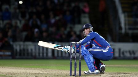 Jos Buttler will play for England in the World Cup - but Don Topley fears he could be a weak link. P