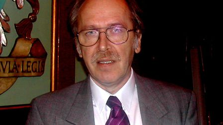 Tributes have been paid to former St Edmundsbury Borough Council leader Ray Nowak Picture: ARCHANT