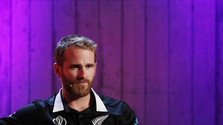 New Zealand's Kane Williamson. Picture: PA SPORT