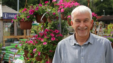 Colin Dale, head of plants at Notcutts Garden Centres, will be sharing his expertise with visitors a