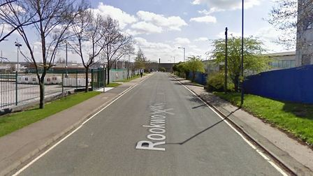 An area of Rookwood Way. Picture: GOOGLE MAPS