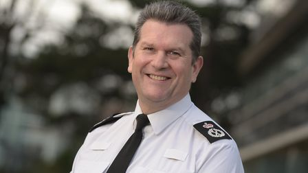 Former Suffolk Constabulary chief constable Gareth Wilson will become deputy chief constable of the