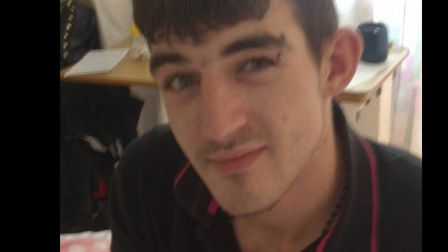 Mark Harris, 24, from Bury St Edmunds, died on January 11, 2016 Picture: SUPPLIED BY FAMILY