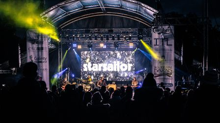 Starsailor Picture: MICK REES