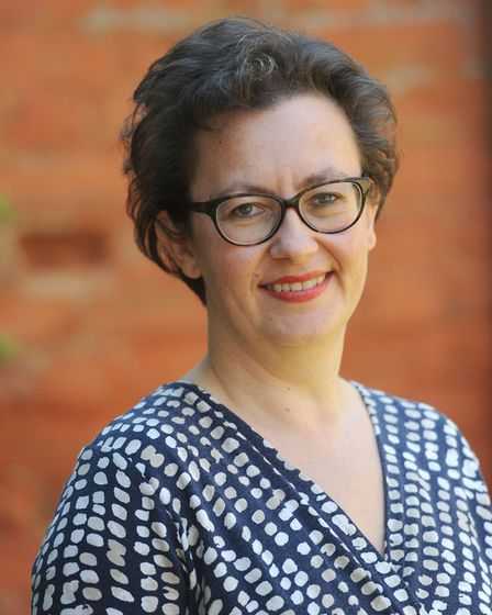 Suffolk Preservation Society director Fiona Cairns is deeply concerned about the cumulative impact o