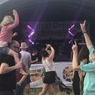 Hundreds of people enjoyed a packed two days of music and entertainment at StowFiesta last year Pict