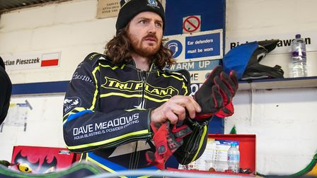 Witches No.1 Richard Lawson. Picture: Steve Waller www.stephenwaller.com