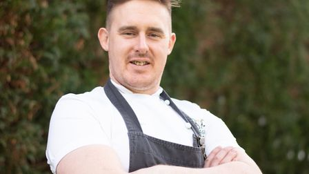 Dave Wall, Head Chef at The Unruly Pig, who has a busy week as guest in Spain and in London Picture