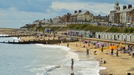 Southwold was also in the top 10 seaside destinations on the Which? list Picture: SOUTHWOLD PIER