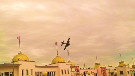 Clacton Pier is the site of airshows as well as one of Essex's premier piers Picture: CITIZENSIDE