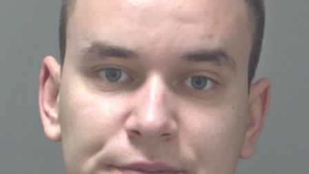 Dainius Ziupka, 26, was jailed for three years and nine months after pleading guilty to conspiracy t