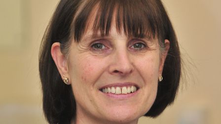 Jan Wright, who worked as a specialist nurse at Ipswich Hospital, has been made an MBE Picture: LUCY