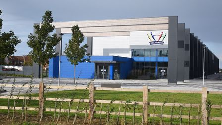 Sybil Andrews Academy 'requires improvement', according to Ofsted Picture: ARCHANT
