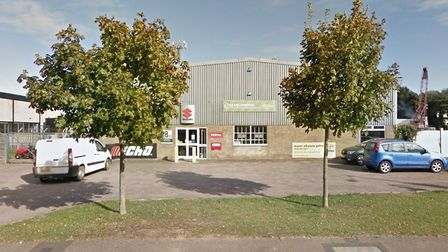 C W Kirk Lawnmowers in Mildenhall was burgled overnight Picture: GOOGLE MAPS