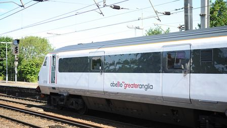 Train lines are closed between Ipswich and Norwich today.