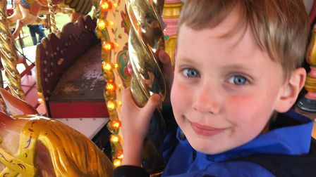 The inquest into Oliver Hall's death began today. Picture: BRYAN AND GEORGIE HALL