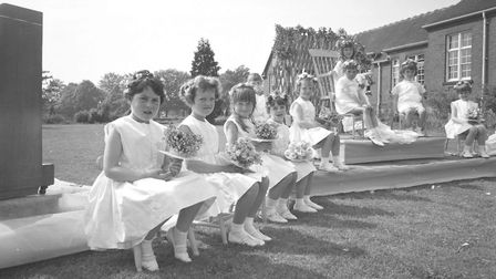 Kingsmead May Queen in 1968 Picture: ARCHANT