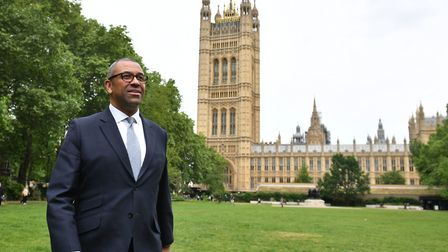 Braintree MP James Cleverly has pulled out of the Conservative leadership race. Picture: Dominic Lip