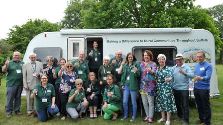 The Rural Coffee Caravan has been given a Queen's Award Picture: SARAH LUCY BROWN