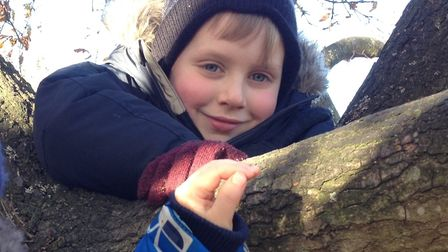 Oliver Hall, six, died in October 2017 Picture: Courtesy of Bryan and Georgie Hall
