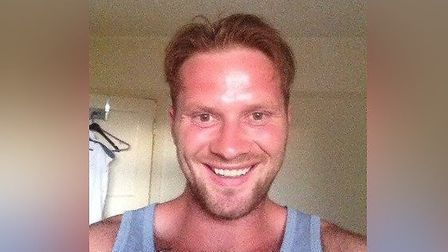 Murdoch Brown, 31, died from stab wounds in Colchester Picture: ESSEX POLICE
