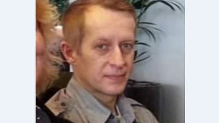 Richard Frost, 48, from Great Blakenham, has been missing since May 26 Picture: ANDY FROST