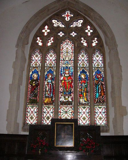 The grant money has been set aside to to help renovate the Drinkstone Church near bury St Edmunds. P