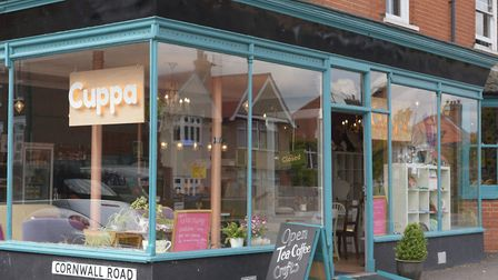 Cuppa Picture: SARAH LUCY BROWN
