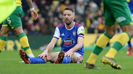 Cole Skuse, his experience will be more crucial than ever now. Picture Pagepix