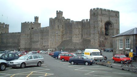 Caernarfon Castle - one of the many holiday highlights in north Wales Picture: PAUL GEATER