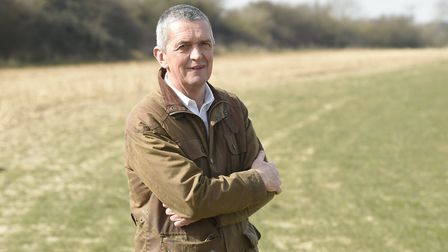 Guy Smith, deputy president of the National Farmers' Union (NFU) Picture: NFU