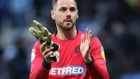 Ipswich Town could move for Bolton's Remi Matthews if Bartosz Bialkowski departs this summer. Pictu