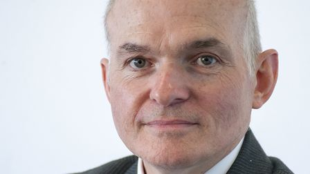 Stephen Burroughes said Latitude provided a huge economic boost for east Suffolk. Picture: SCC