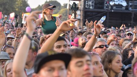 The PSPO aims to keep people safe at Latitude. Picture: NICK BUTCHER