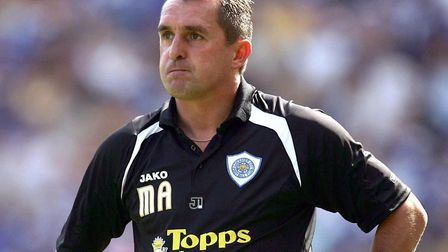 Martin Allen fell out with owner Milan Mandaric in the season Leicester City were relegated to Leagu