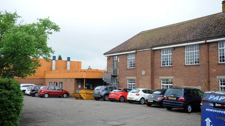 Plans have been submitted to knock down the former Stowmarket Middle School to make way for 38 new h