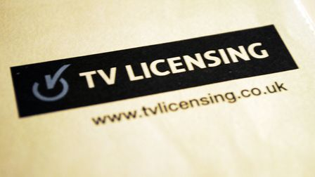 The BBC is making changes to its free TV licence scheme for over-75s. Picture: ANDY HEPBURN/ PA WIRE