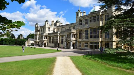 Views around Audley End House and Gardens Picture; ANDREW MUTIMER