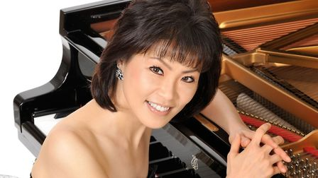 Japanese classical pianist Noriko Ogawa who will be performing at the harwich Festival Photo: Harwic