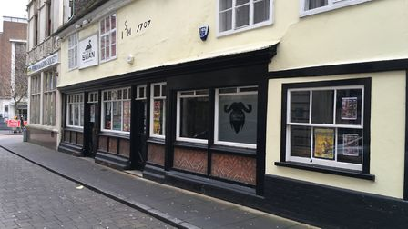The Swan in King Street, Ipswich,hosted gigs by a pre-fame Ed Sheeran. Sadly it is currently closed.
